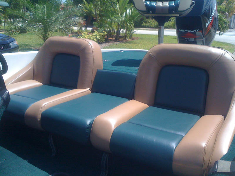 diy reupholster boat seats diy ideas. Black Bedroom Furniture Sets. Home Design Ideas